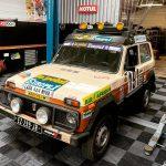 Lada Niva 80-х годов примет участие в ралли-рейде «Дакар»