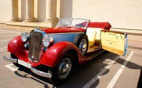 Кабриолет Mercedes-Benz 1939 года выставили на продажу за ₽25 млн