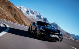 Porsche завершила тесты быстрейшей версии самого маленького спорткара