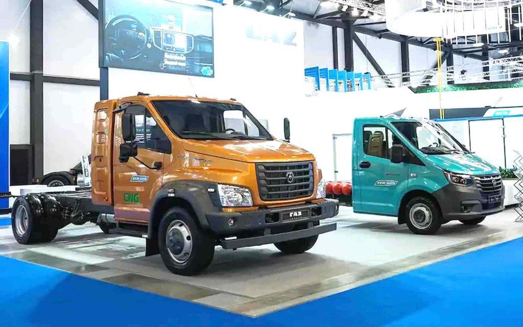 ГАЗель NN и ГАЗон Next получили новые моторы